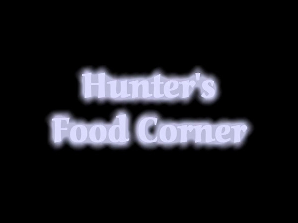 Hunters Food Corner! Episode 2. <br /> (2003)<br /> <br /> Hunter is joined by a friend. Today we learn how to make a sunday!