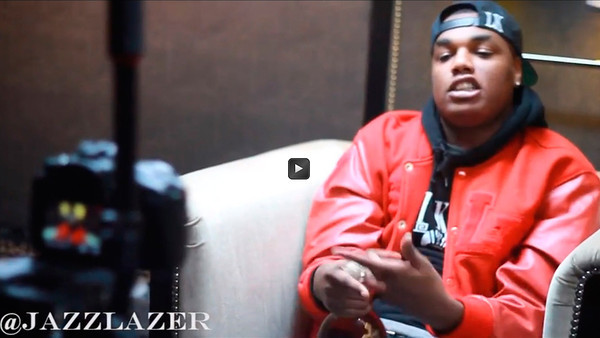 Inside Future Music Studio Behind the Scenes Jazz Lazer feat YG EAT