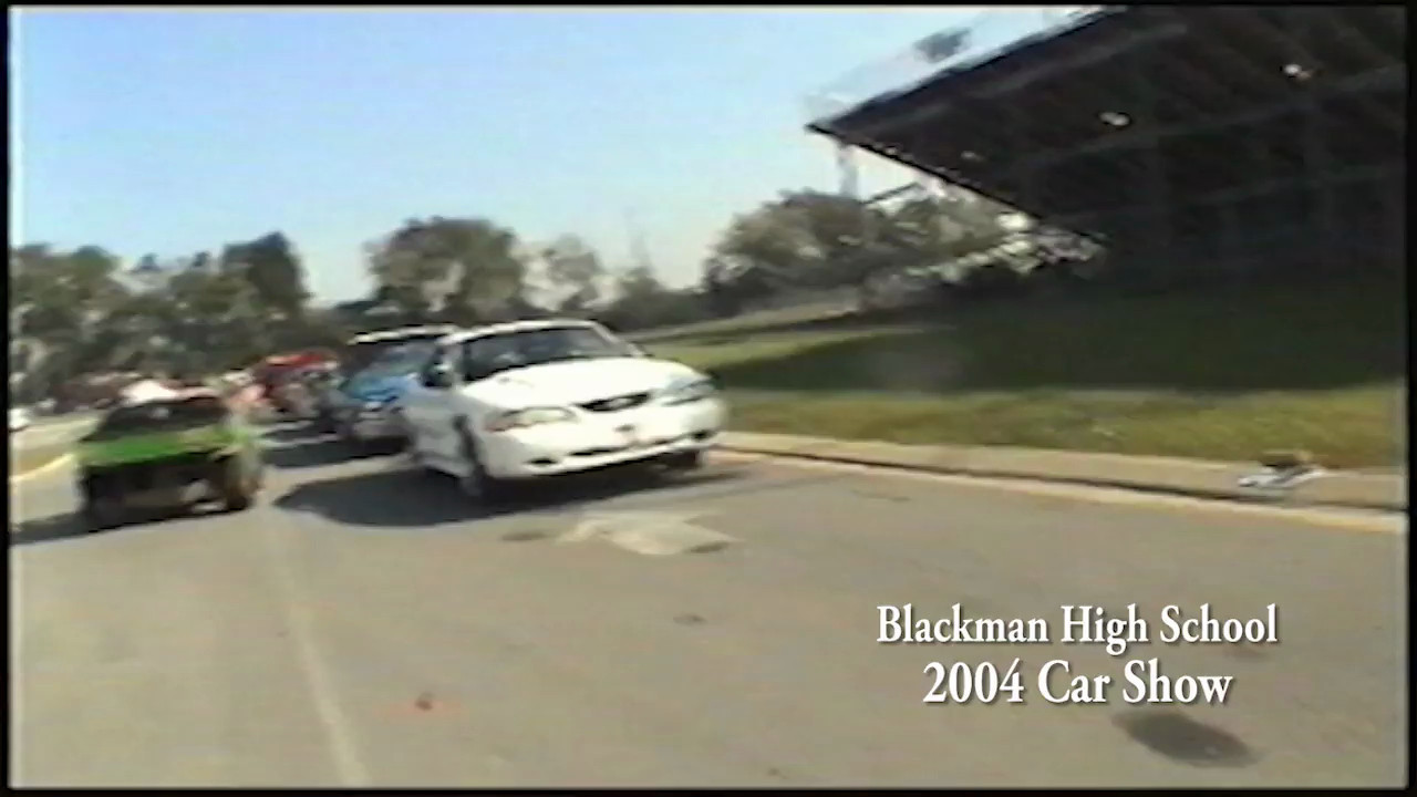 Blackman High School's 2004 Car Show. <br /> <br /> I spent a day taping so I could skip the next day of classes to edit. I figured if the video was good, the teachers wouldn't care.