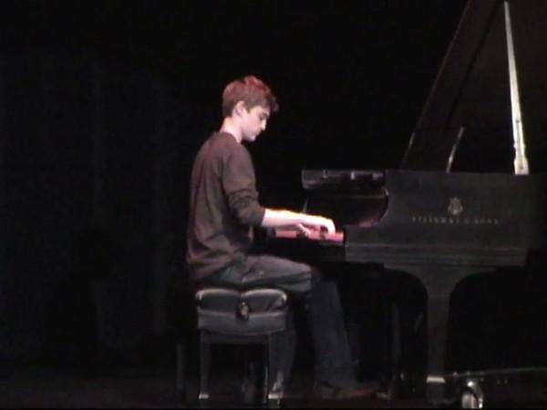 Jacob - Har-Ber Talent Show