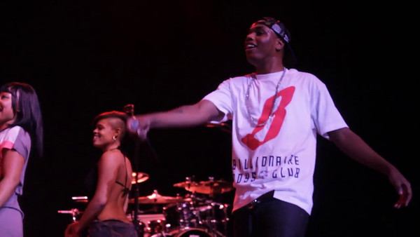 Young Jezzy Live @ The Palms