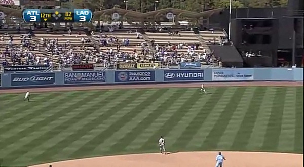 Atlanta Braves at Los Angeles Dodgers - April 21, 2011 | MLB.com Video 2