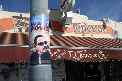 WATER & POWER POSTERS @ EL TEPEYAC