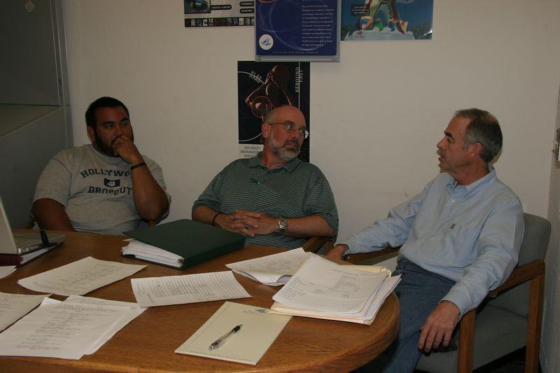 David S. Dawson, Michael W. Dawson, Al Stoffel