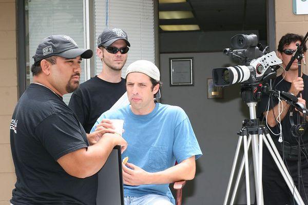 David, Bryan, Landon and Robert W.  - My Zebra, Your Camera, $5
