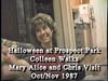 1987-10-01 Halloween--Colleen Walks--Mary Alice Visit