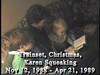 1988-11-12 Train--Xmas--Karen Squeaking