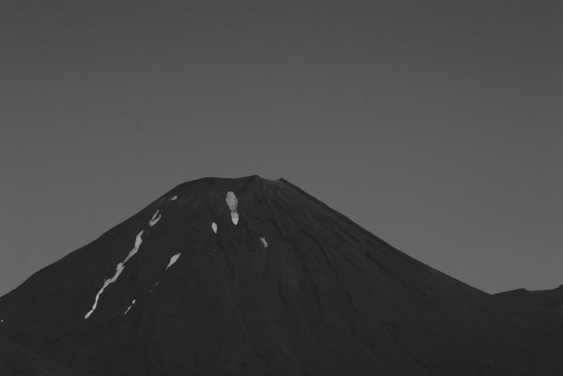 Mt. Ngauruhoe, used in exterior shots of Mt. Doom