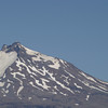 The slopes of Mt. Ruapehu, used in shots of Mt. Doom.