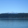 hood canal and olympic mountains
