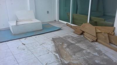 3 floor walk down (will be broken up)