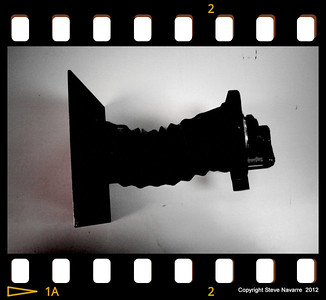 Odds and ends enlarger parts.