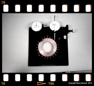 Lens mount for some long gone enlarger.