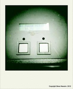 Dark side control box on Kreonite