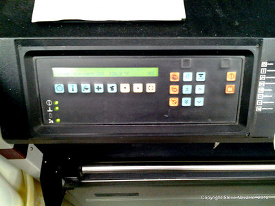Kreonite control interface.