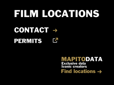 Locations for Film TV Ads