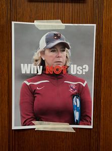 Michael Corbelle's students create propaganda posters