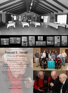 Mr. Donald Street
