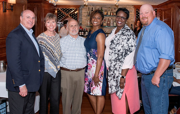 The Thomas Malcolm Volunteer Award Dinner - May 2016
