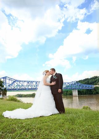 Mr. & Mrs. Brooks! <3
