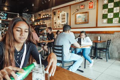 Trin Trin @ Mr. & Mrs.Bun Peruvian Sandwich Restaurant
