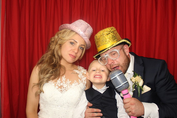 Mr & Mrs Cray