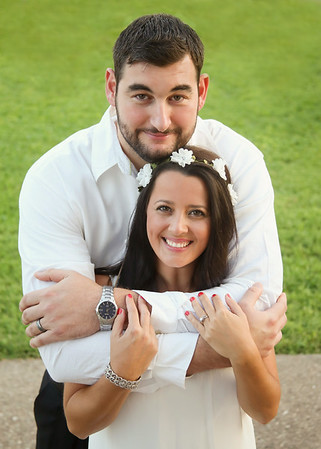 Mr. & Mrs. Daniels! <3