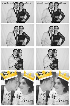 Mr. & Mrs. Ignacio Wedding