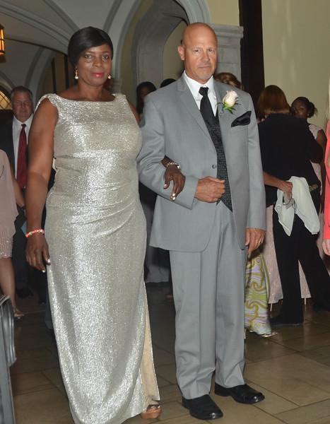 John And Bukola Mallia