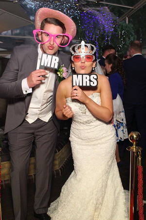 Mr & Mrs May