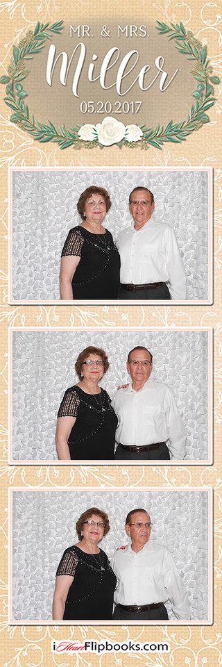 Mr & Mrs Miller, 05/20/2017, White Oak on the Bayou