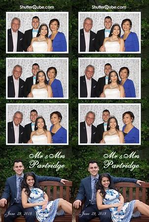 Mr & Mrs Partridge 062918 Rosenberg, TX