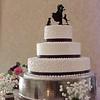 CH7. Cake, Bouquet & Garter