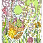Mr Squiggly Hidden Easter Bunny