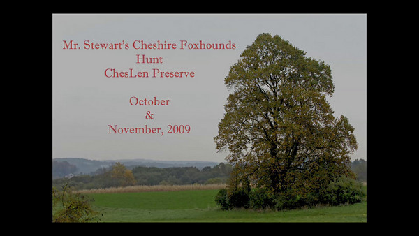 ChesLen:Cheshire:Fall 2009