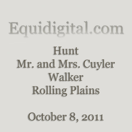 10-8-2011 - Hunt - Walker - Rolling Plains - 01