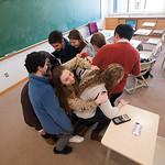 Joe Zipoli's Pre-Calculus class
