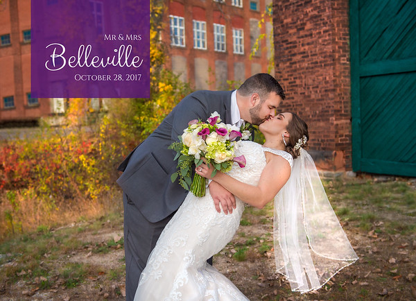 Mr and Mrs Belleville