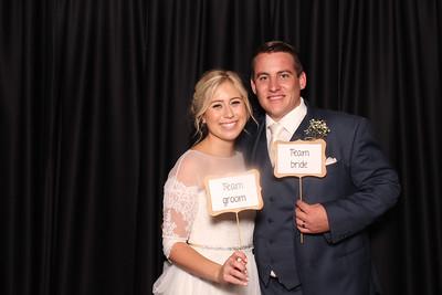 Mr. and Mrs. Zach Hendry