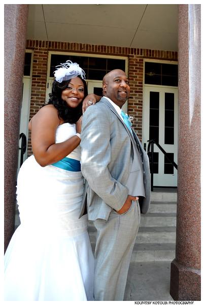 Mr. & Mrs Jackson