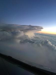 T-storm, Western Iowa