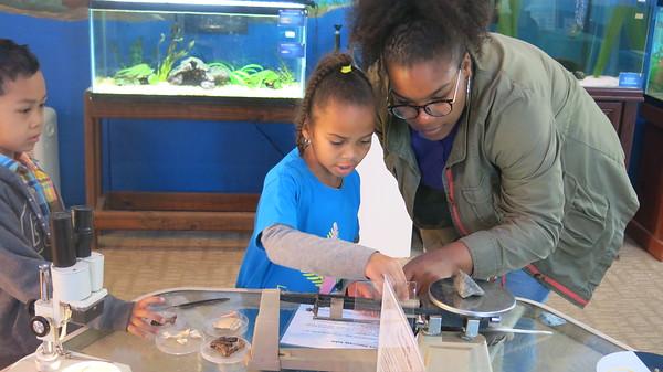 Dias Trip to Glen Echo Aquarium