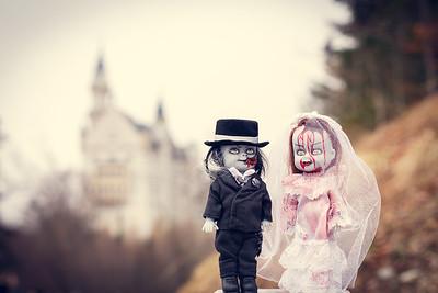 Mrs. & Mr. Moon