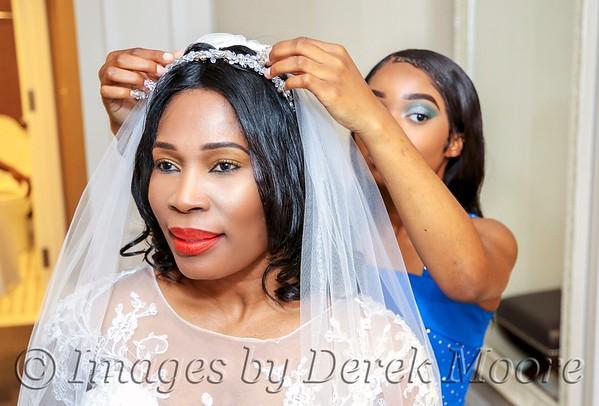Mrs. Weahdi Moore Pre-Wedding Groove