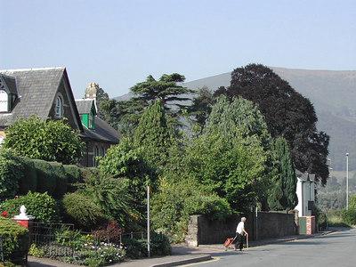 Abergavenny, Wales