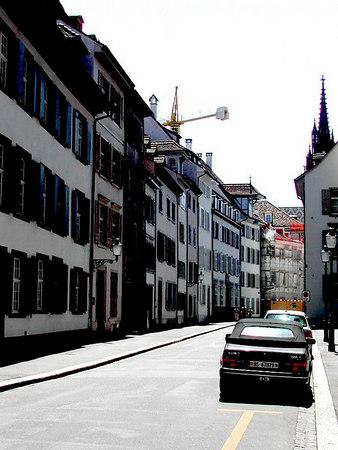 Zurich/Basel and area, Switzerland