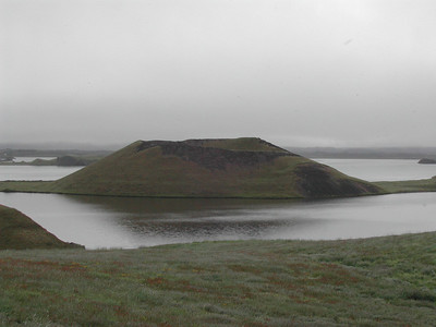Pseudocraters: Myvatn, Iceland