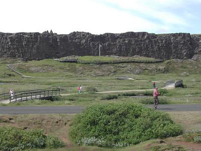 Thingvellir area, Iceland
