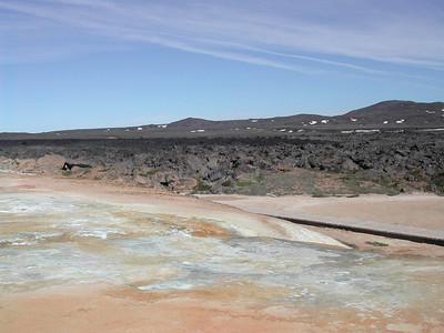 Viti, Leihrnjukur, Krafla Fires: Krafla, Iceland