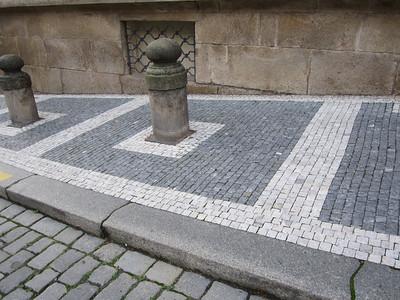 Prague Sidewalks